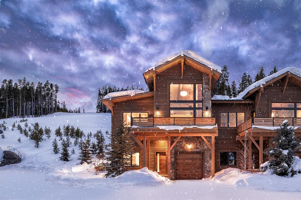 Moonlight Mountain Homes For Sale In Big Sky Montana