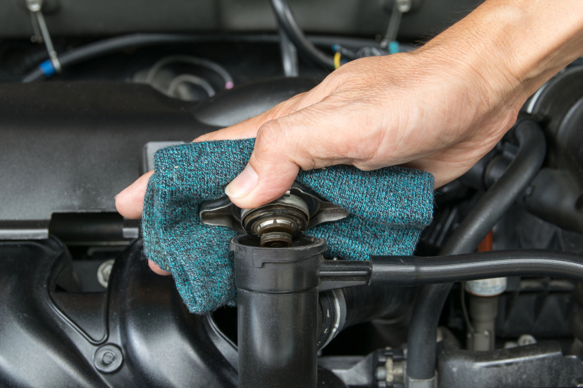 3 Parts That Commonly Fail After the Radiator Goes Bad - Meineke