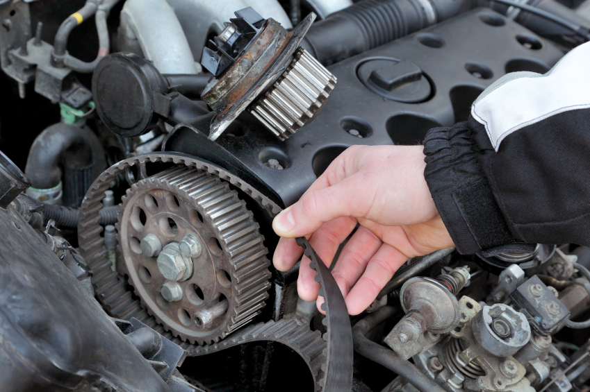 Replace a Timing Belt - Replacement Avoids Costly Repairs