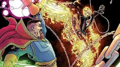 Ghost Rider vs. Doctor Strange: Who Wins?