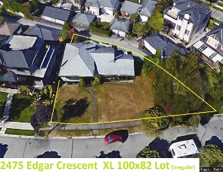 "Main Photo: 2475 EDGAR Crescent in Vancouver: Quilchena House for sale in ""QUILCHENA"" (Vancouver West)  : MLS® # R2115712"