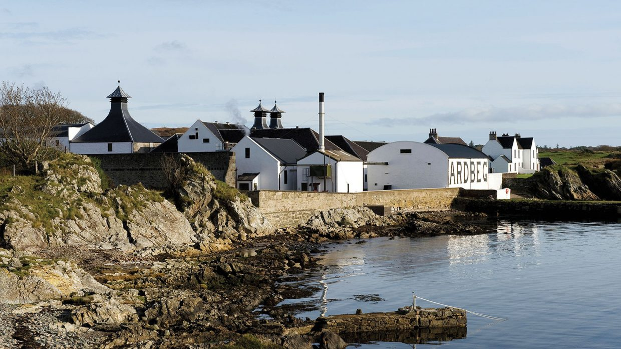 Bed And Breakfast Islay The Allure Of Islay Jura Whisky Advocate