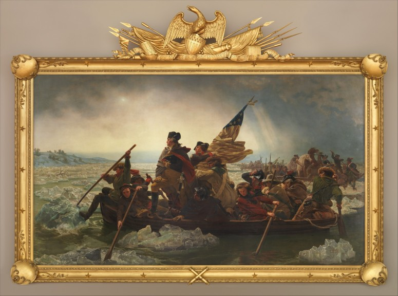 10 Facts about Washington\u0027s Crossing of the Delaware River · George