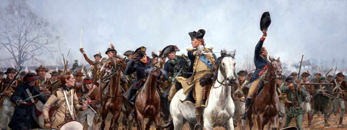 Washington\u0027s Revolutionary War Battles · George Washington\u0027s Mount