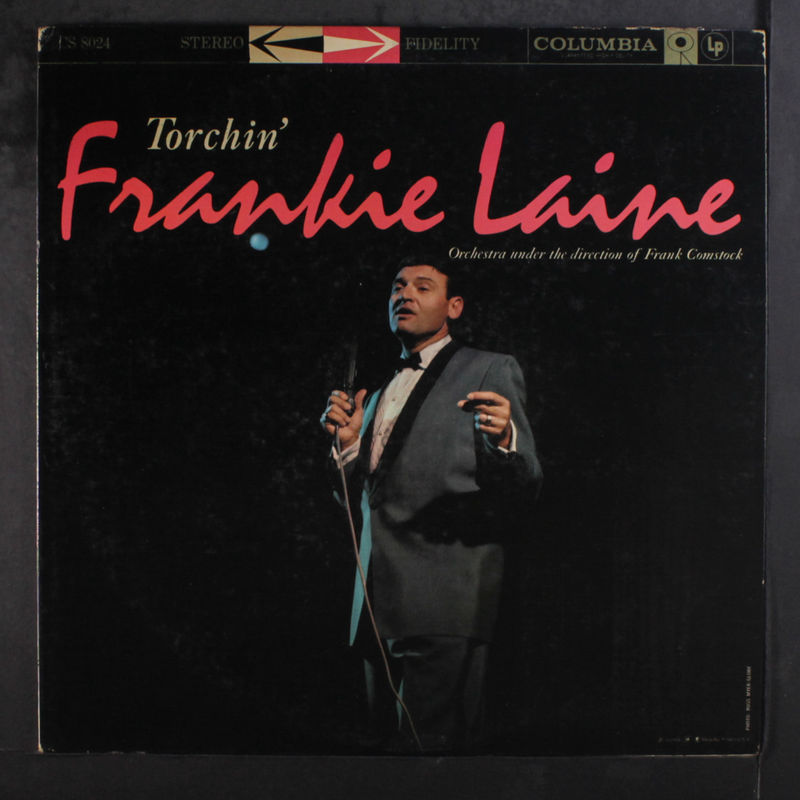 Frankie Laine Torchin Records, LPs, Vinyl and CDs - MusicStack