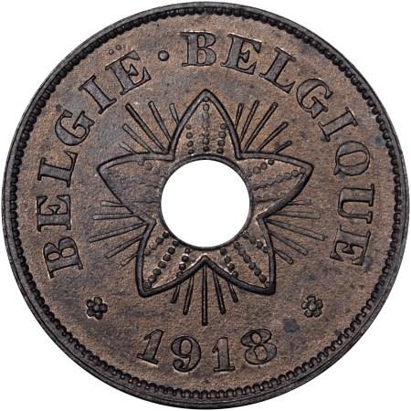 1918 50 Centimes