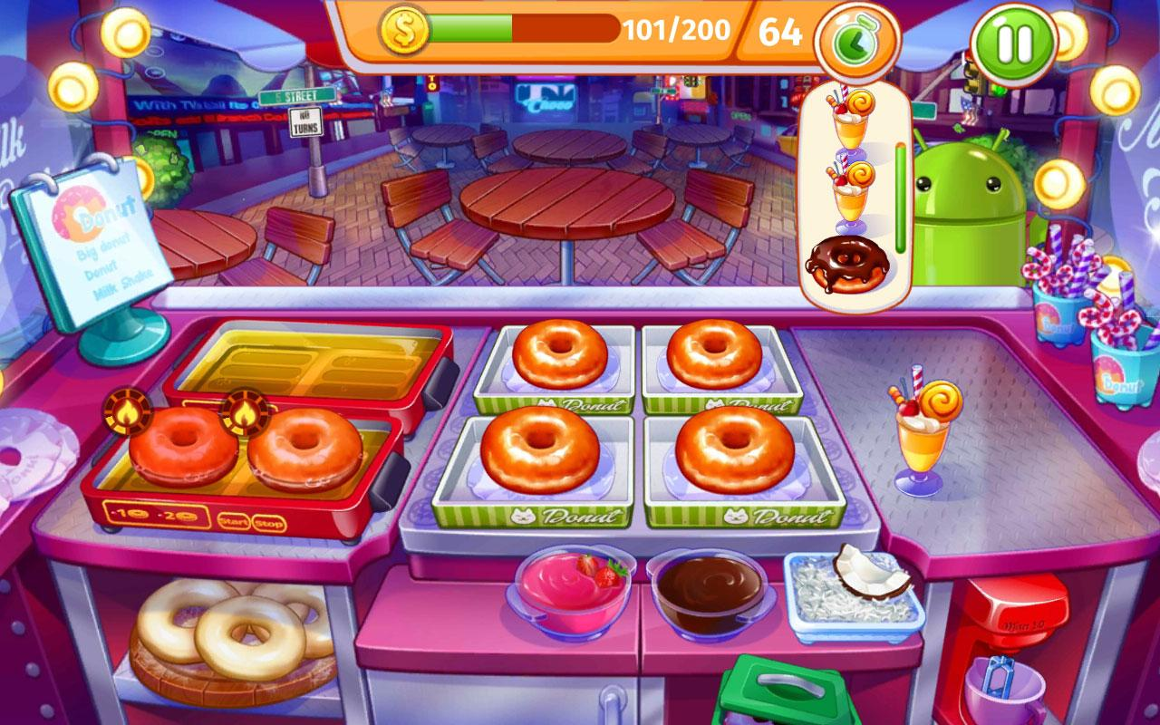 Cuisine Gameplay Cooking Craze Virtual Worlds Land