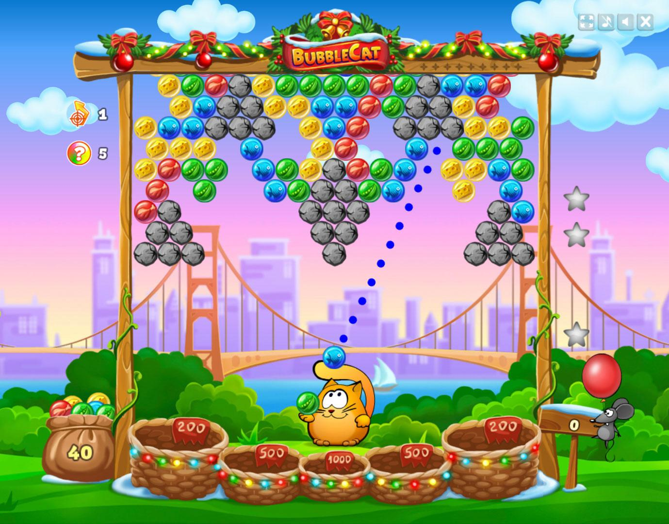 Bubble Games Bubble Cat Adventures Wwgdb