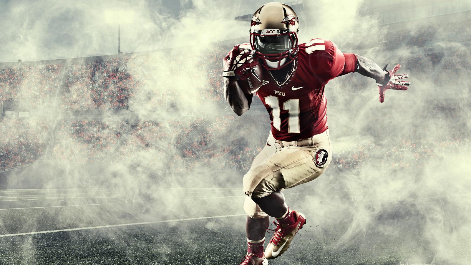 Nike News - Seminoles, Trojans kick off college football season in new Nike cleats and gloves