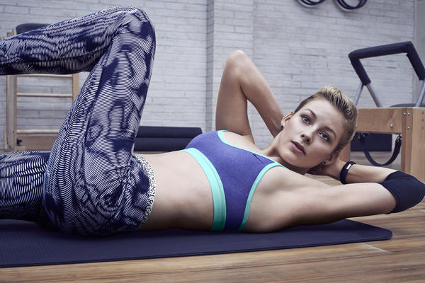 Fitness Girl Hd Wallpaper Good As Gold Gracie Gold S Core Confidence N Tc Workout