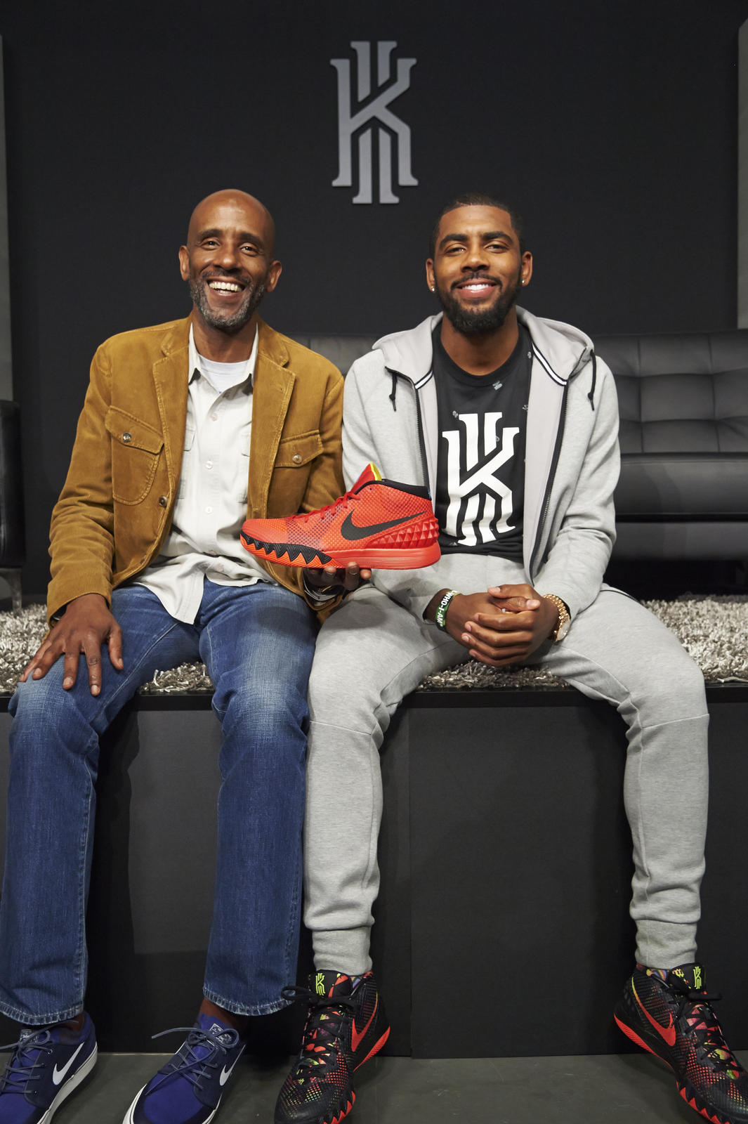 Amazon Jeans 10 Things You Don't Know About Kyrie Irving - Nike News