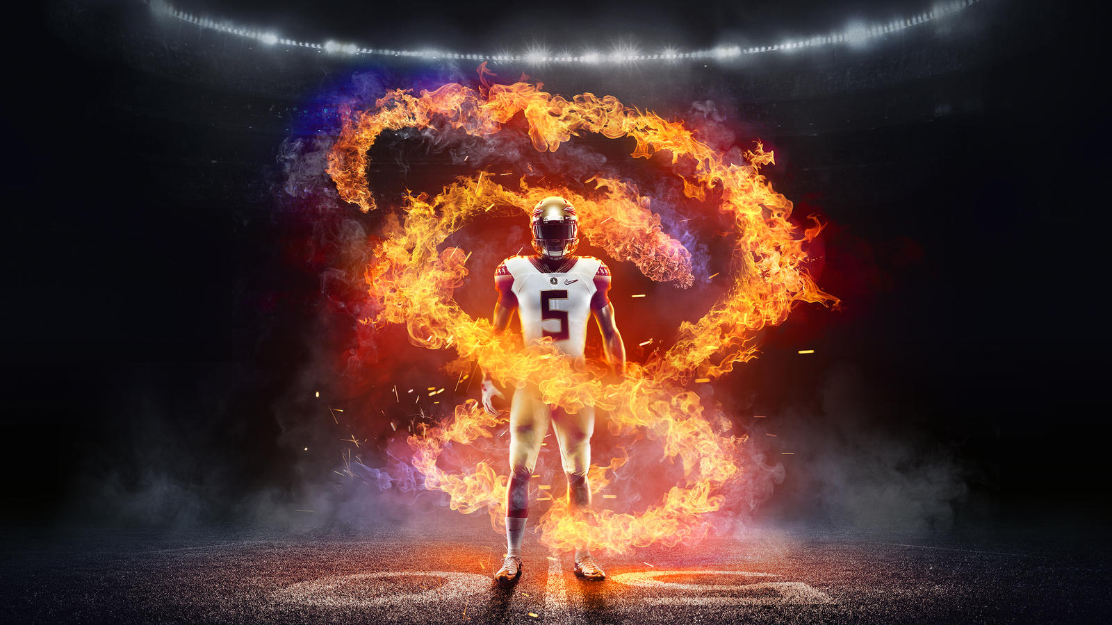 Oregon Football Wallpaper Hd Four Nike Sponsored Teams Battle For College Football