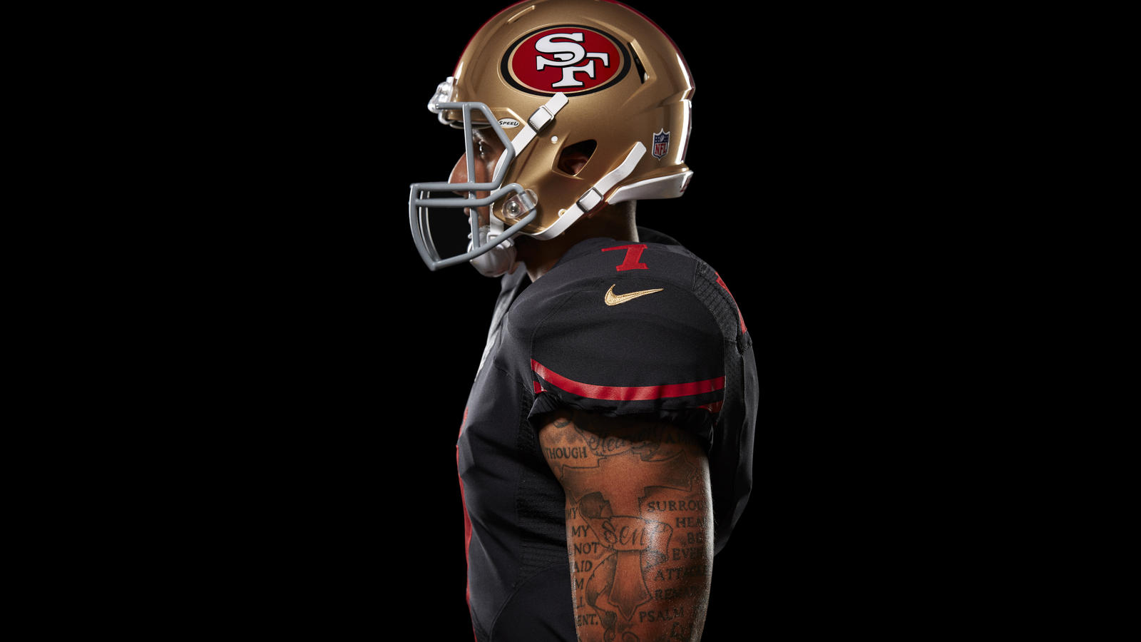 San Francisco 49ers Wallpaper Iphone All Black Everything The San Francisco 49ers New