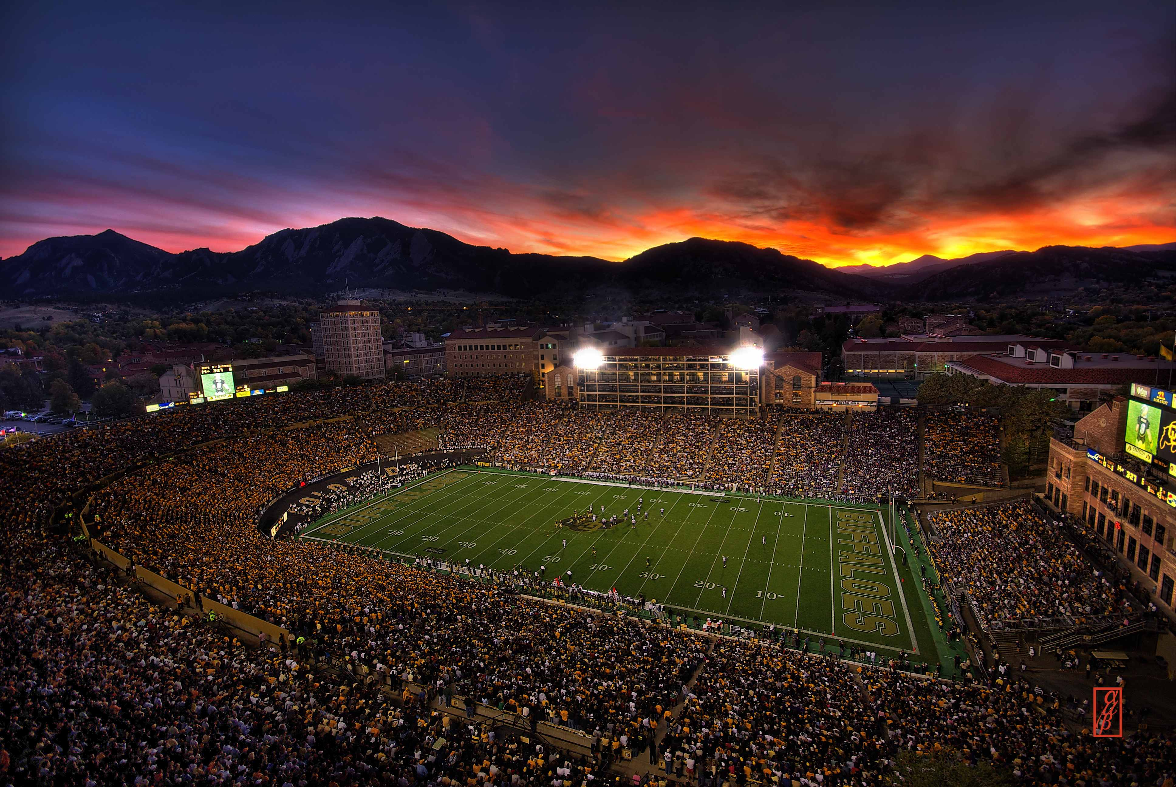 Fall In Colorado Wallpaper Colorado Buffaloes Honor Mascot With New Nike Football