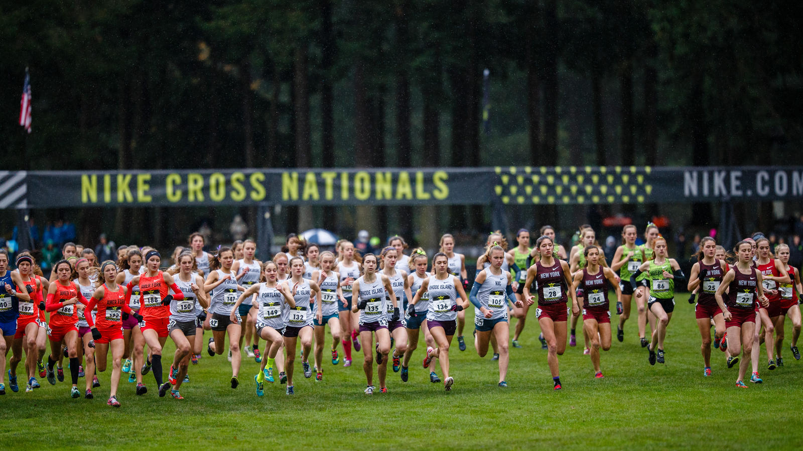 First Day Of School New York 2015 Welcome To Nycgov City Of New York Top High School Talent On Display 12th Annual Nike Cross