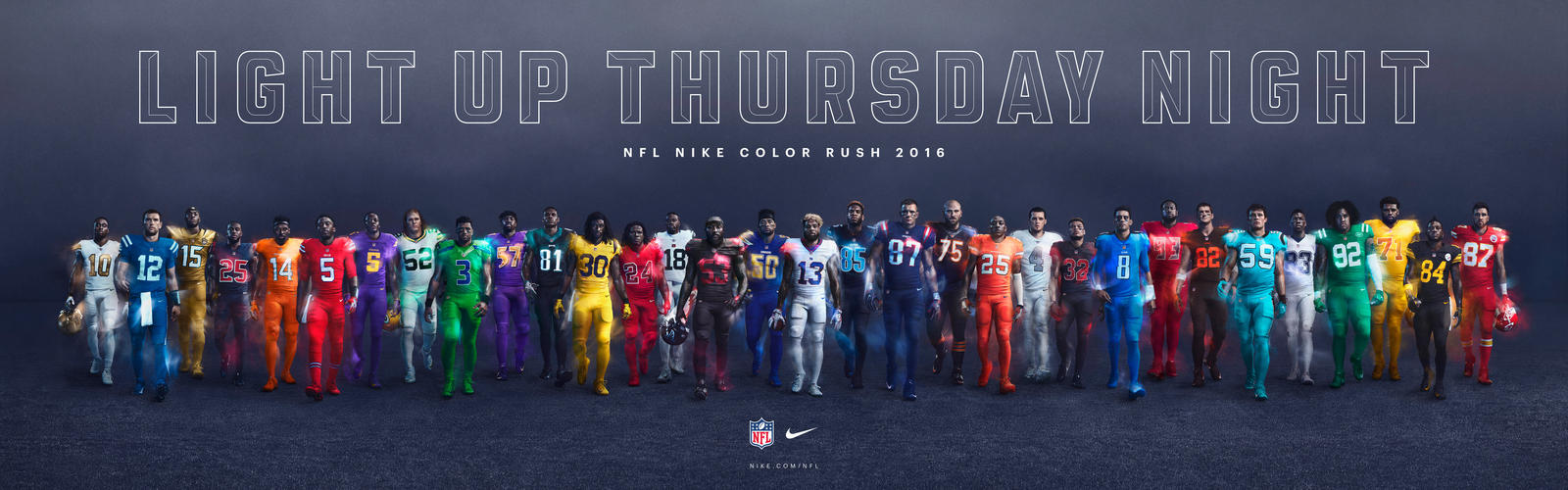 Seahawks Hd Wallpaper Nike And Nfl Light Up Thursday Night Football Nike News