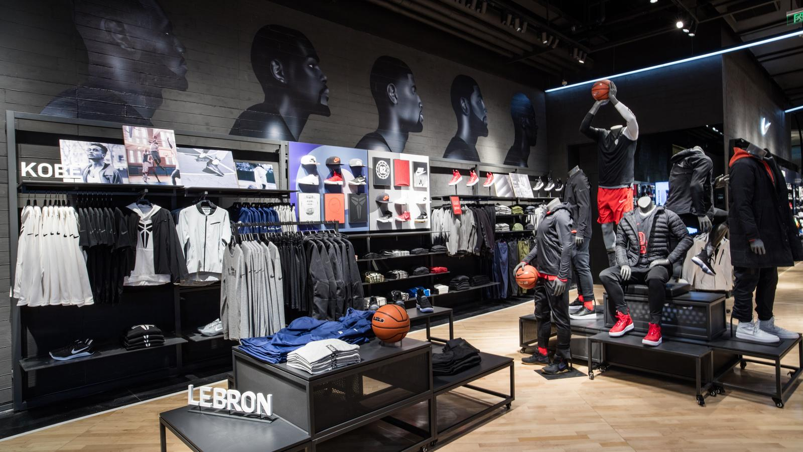 3d Basketball Wallpaper First Look Inside The Nike Amp Jordan Basketball Experience