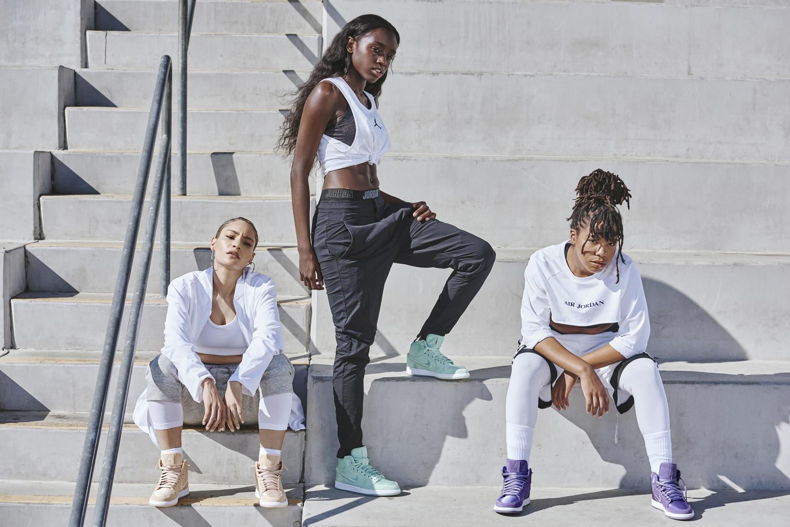 Jordan Brand Reveals Spring 2018 Womens Collection Nike