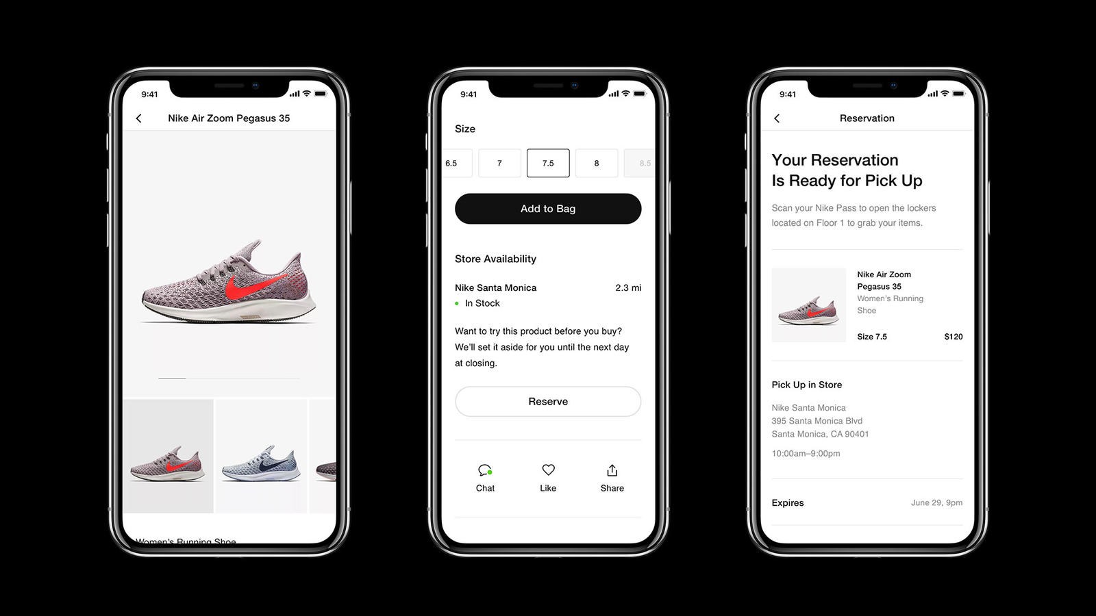 T Mobile Shop Berlin 3 Ways The Nike App At Retail Steps Up Your Shopping Experience