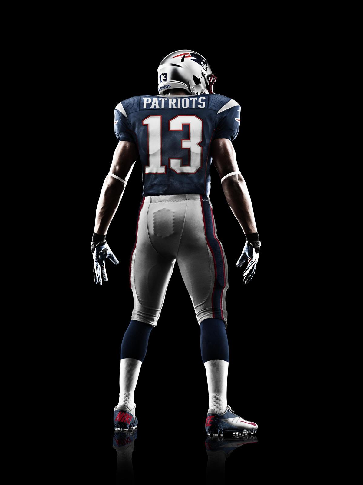 Patriots Iphone Wallpaper New England Patriots 2012 Nike Football Uniform Nike News