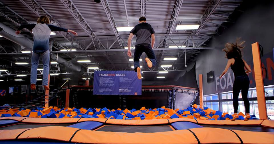 This Sky Zone Location Is Hosting an Epic Fortnite Lock-In - NJ Family