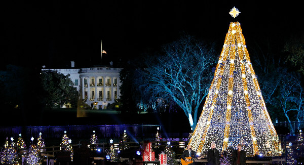 Tree Lighting Ceremony Dc Event History & Timeline | National Christmas Tree Lighting