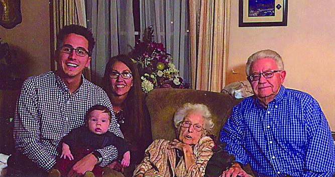 5 generations News, Sports, Jobs - Altoona Mirror - 5 generations