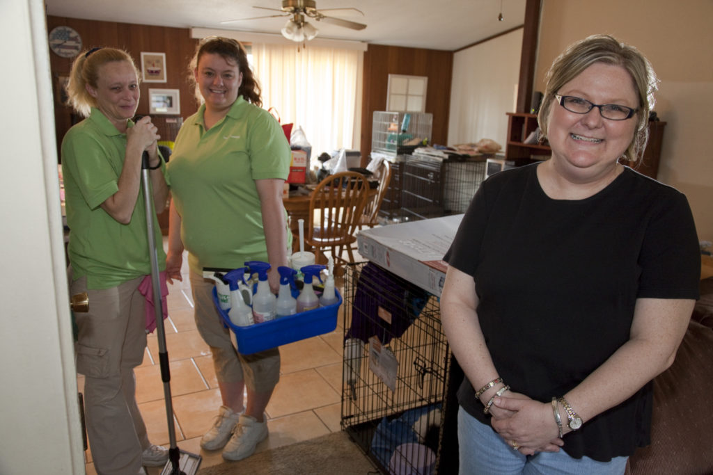 Cleaning services help cancer patients, families News, Sports