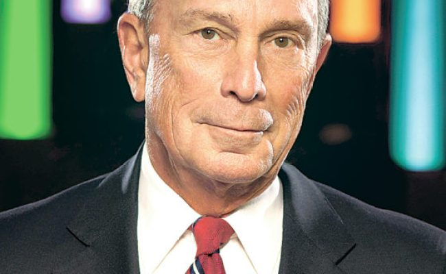 Bloomberg To Campaign With Dems Today News Sports Jobs The Nashua Telegraph