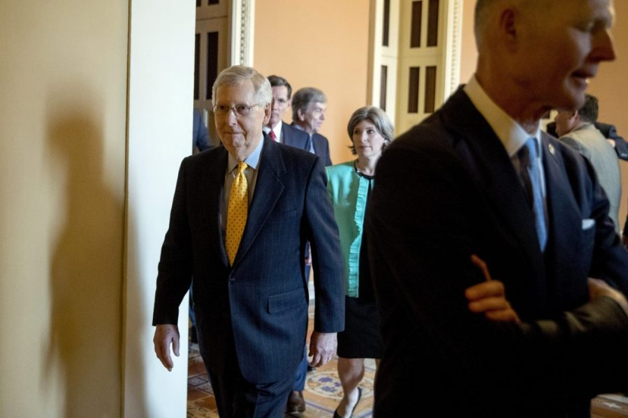Can we talk? McConnell says it\u0027s time for new spending pact | News, Sports, Jobs - The Review