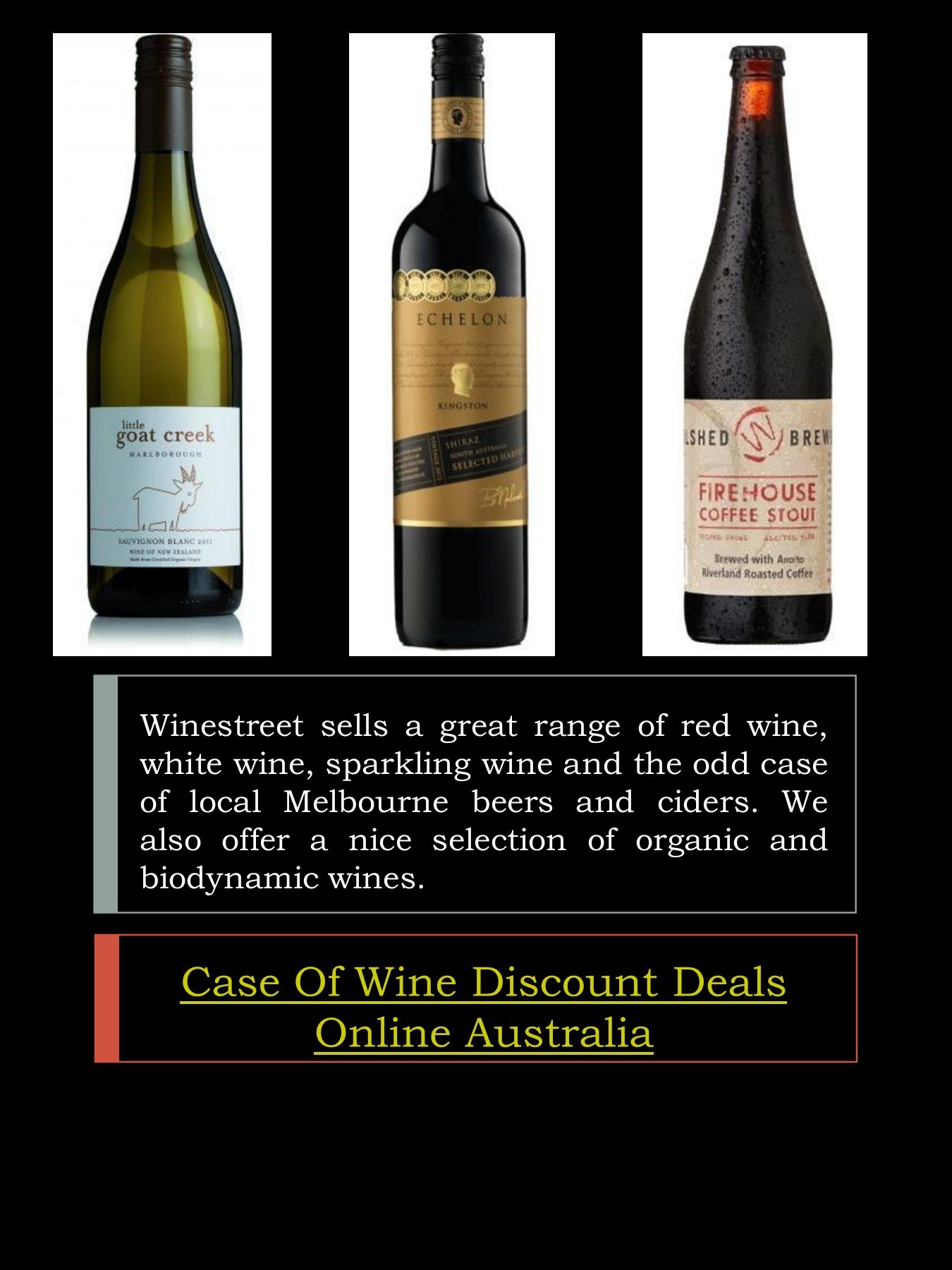 Wine Online Australia Case Of Wine Discount Deals Online Australia Pubhtml5