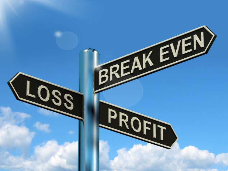 What Is a Break-Even Analysis? Bplans - Breakeven Analysis