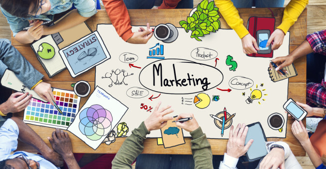 Outline for a Marketing Plan Bplans