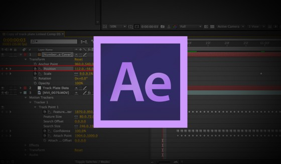 Free After Effects Templates Title and Logo Effects - The Beat A