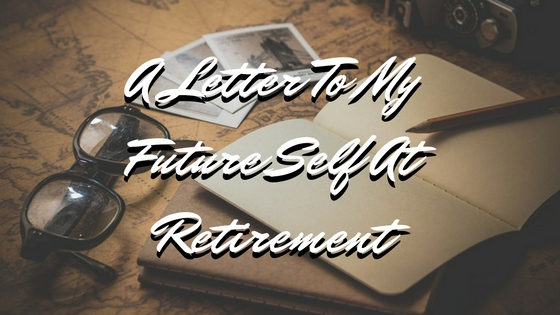 A Letter to My Future Self at Retirement from Pharmacy - pharmacy letter