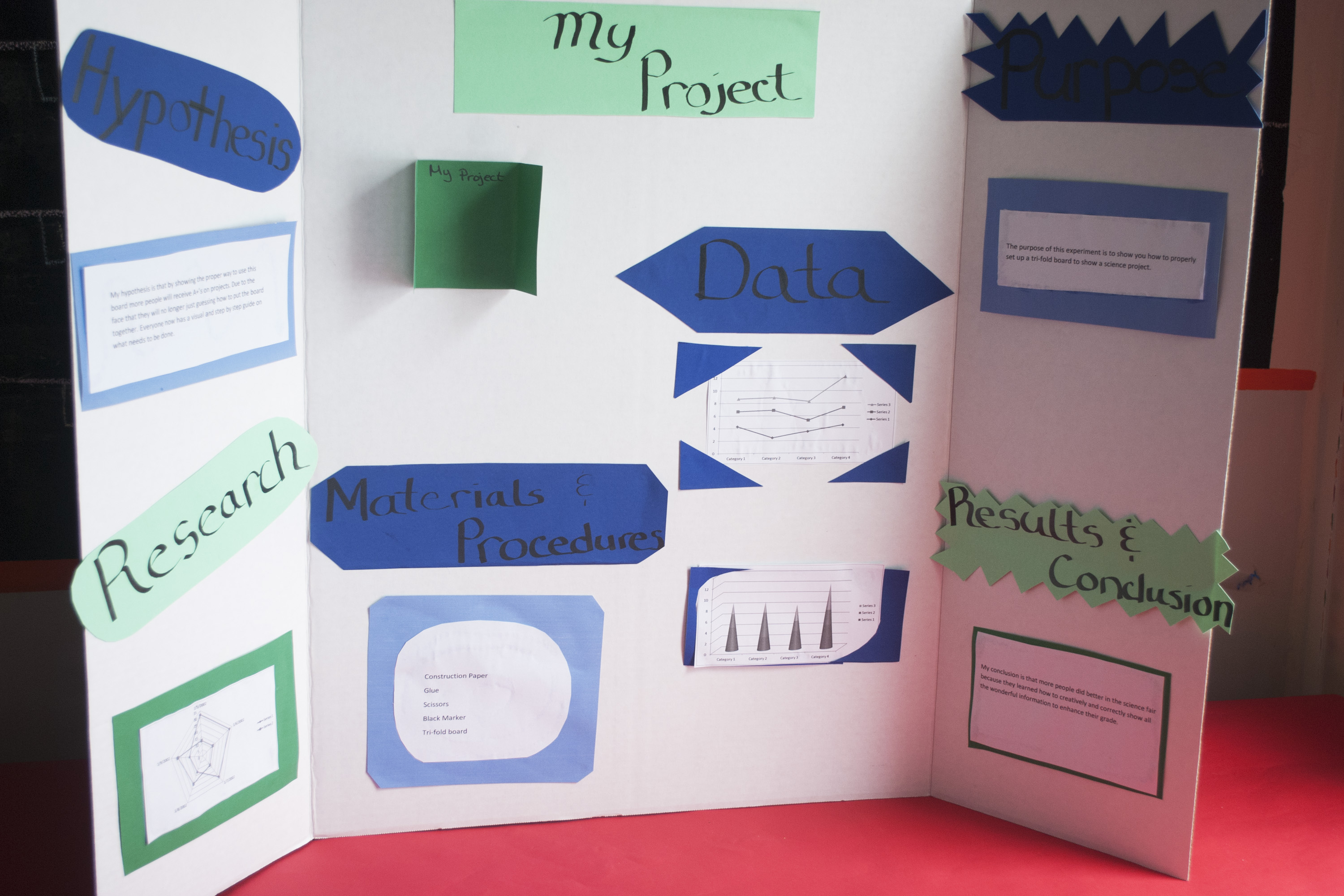 Bad Set Up Synonym How To Set Up A Science Fair Project Board Synonym