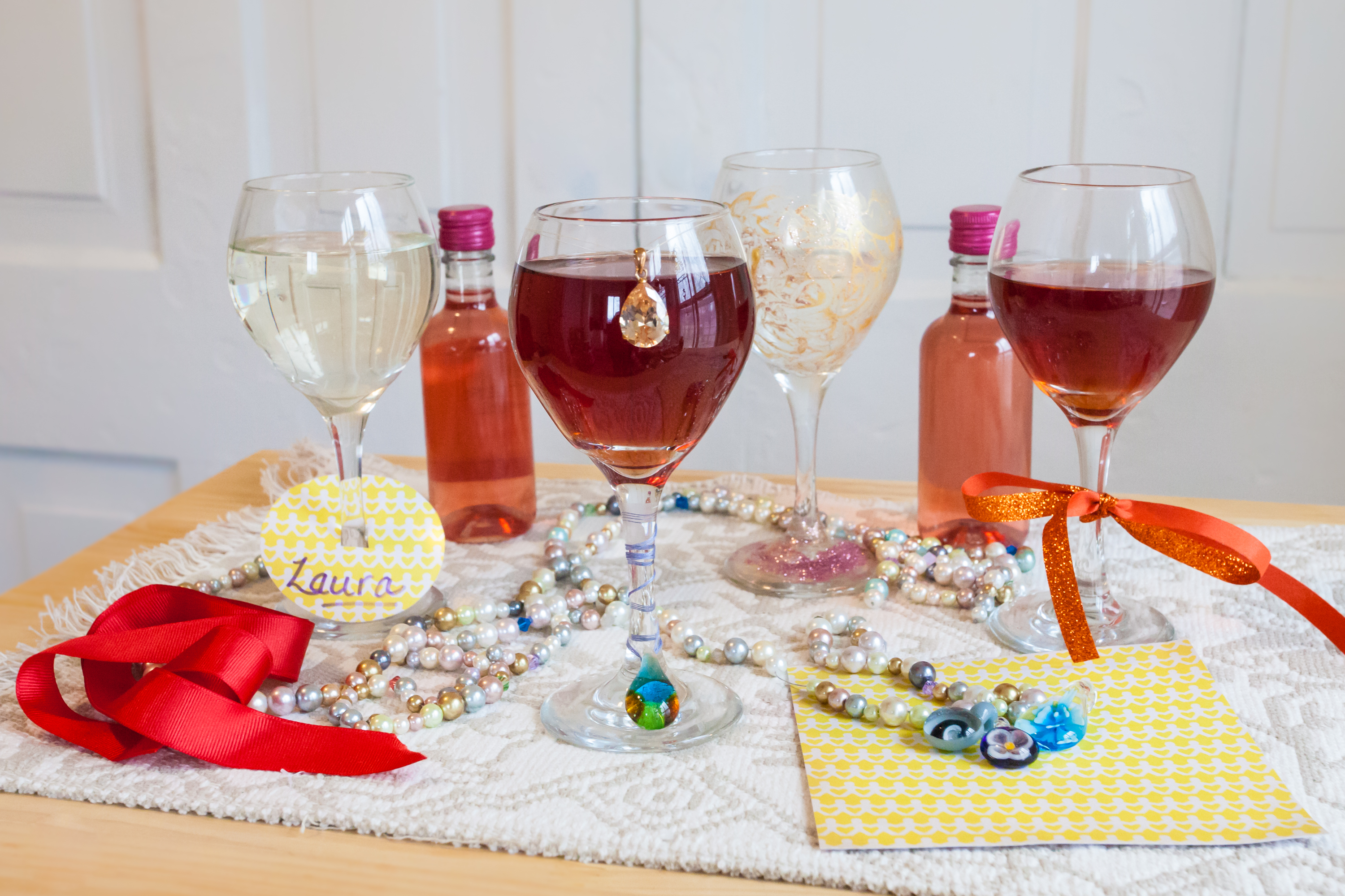 Flat Bottom Stem Wine Glasses Ways To Identify Wine Glasses At A Party Our Everyday Life
