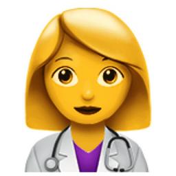 Www Girl Cartoon Wallpaper Com Woman Health Worker Emoji U 1f469 U 200d U 2695 U Fe0f