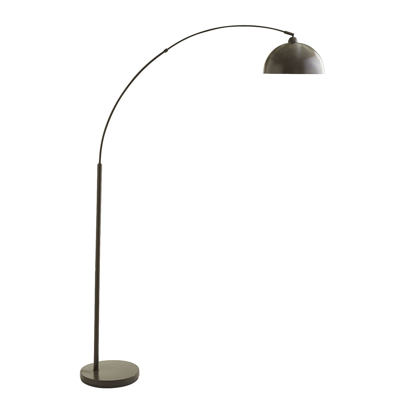 Small Arc Floor Lamp Arc Or Arch Floor Lamps Roundup Apartment Therapy