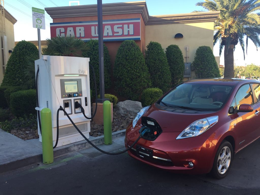 Tivoli Village Valet Terrible Herbst Convenience Store Dc Fast Electric Car Charging