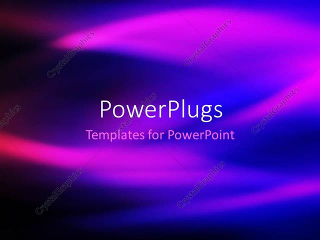 PowerPoint Template Abstract cool background with mix of blue and - cool blue backgrounds for powerpoint