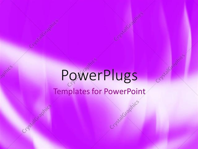 PowerPoint Template a purple background with place for text (32455)
