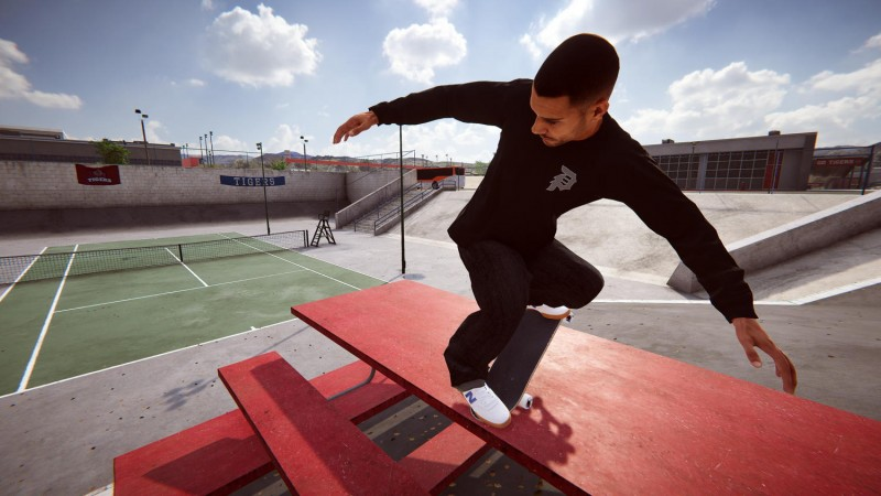 Skater Xl Xbox One Release Date Taking A Tour Of Skater Xl 39;s New Skate Spot Game Informer