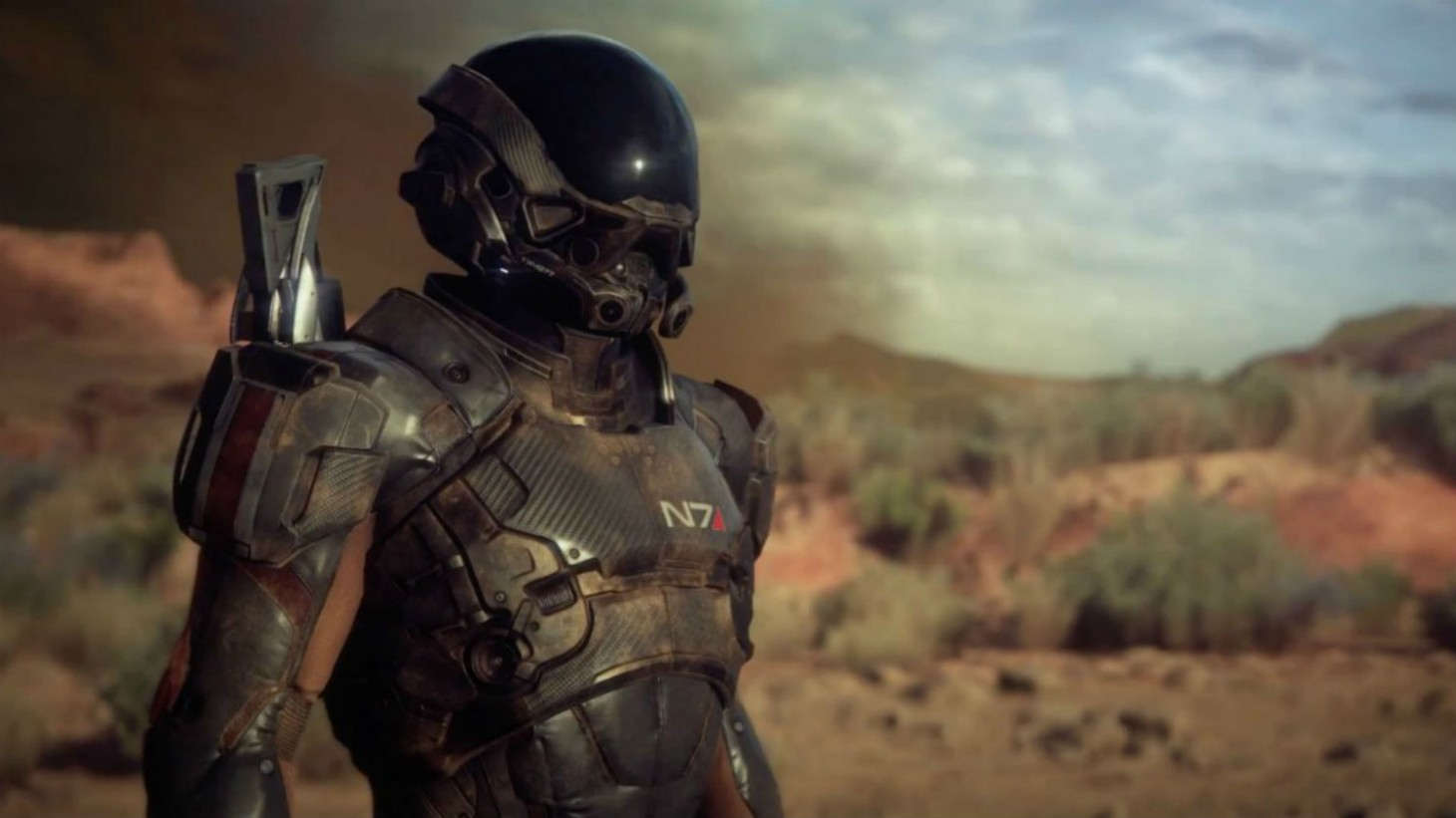 Mass Effectandromeda Happy N7 Day Mass Effect Andromeda Is Now Enhanced For Xbox One X
