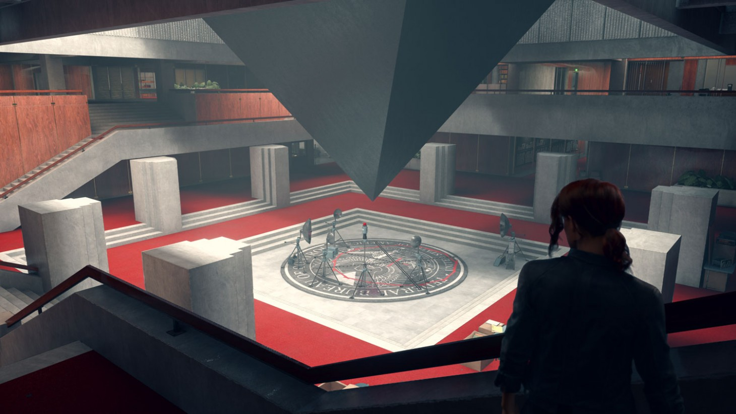 Control 4 New Control Trailer Provides A Glimpse Inside 'the Oldest