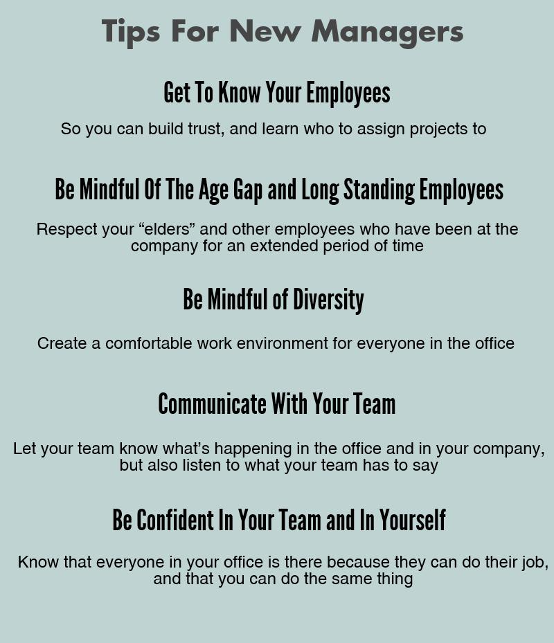 How To Be A Good Manager Everything You Need To Know