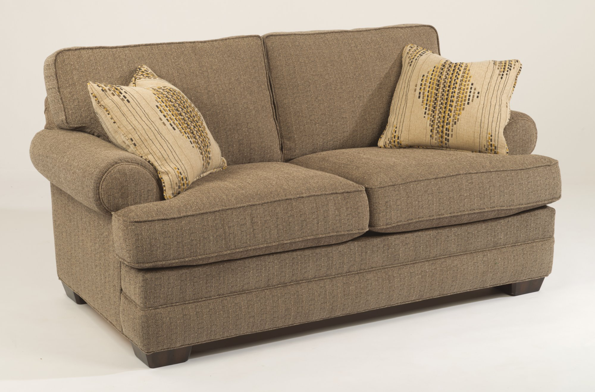 Tilly Fabric Sofa Queen Sleeper Flexsteel Park Home