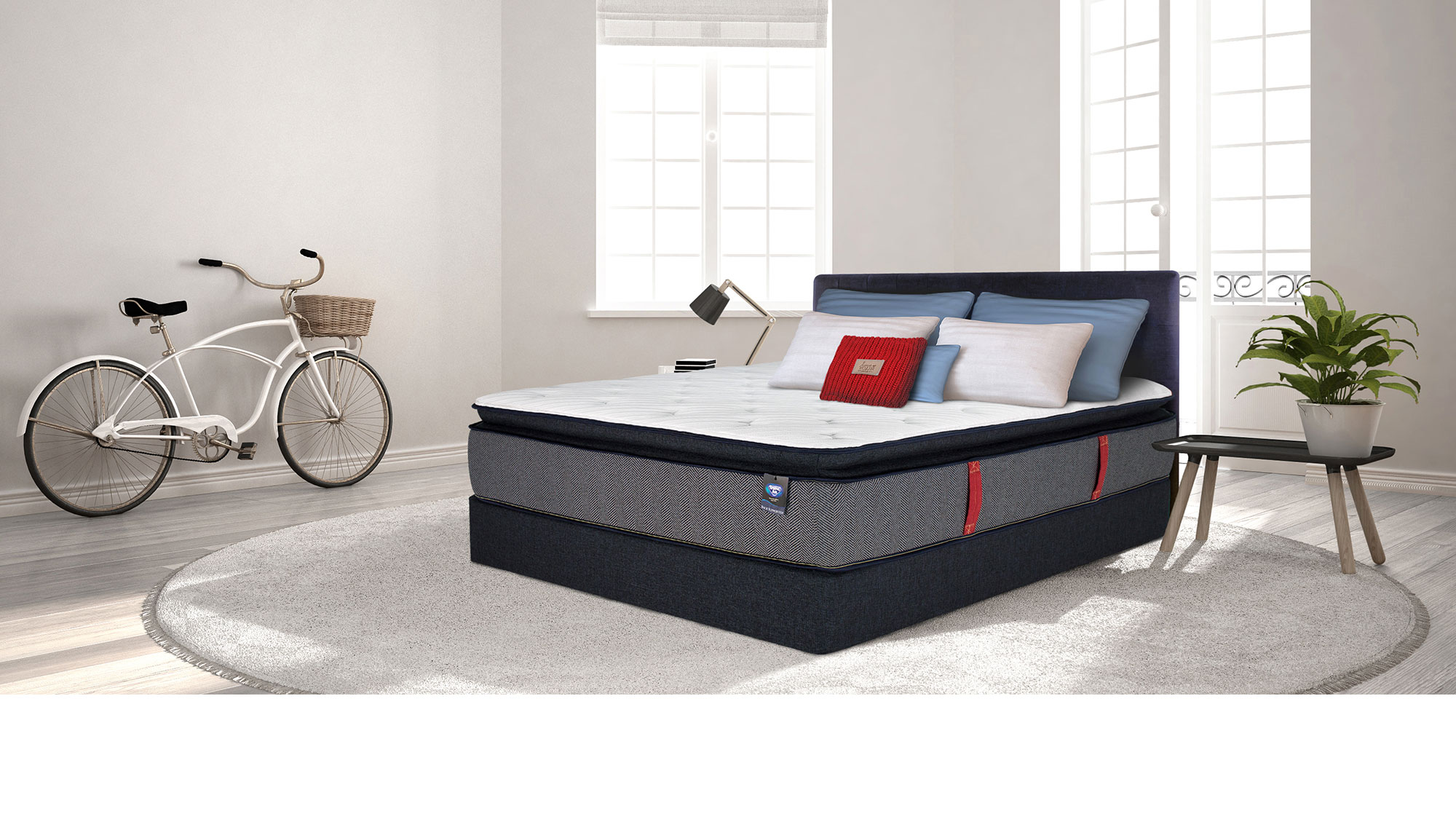 Couch Boxspring Box Spring See More Tv Appliance Center