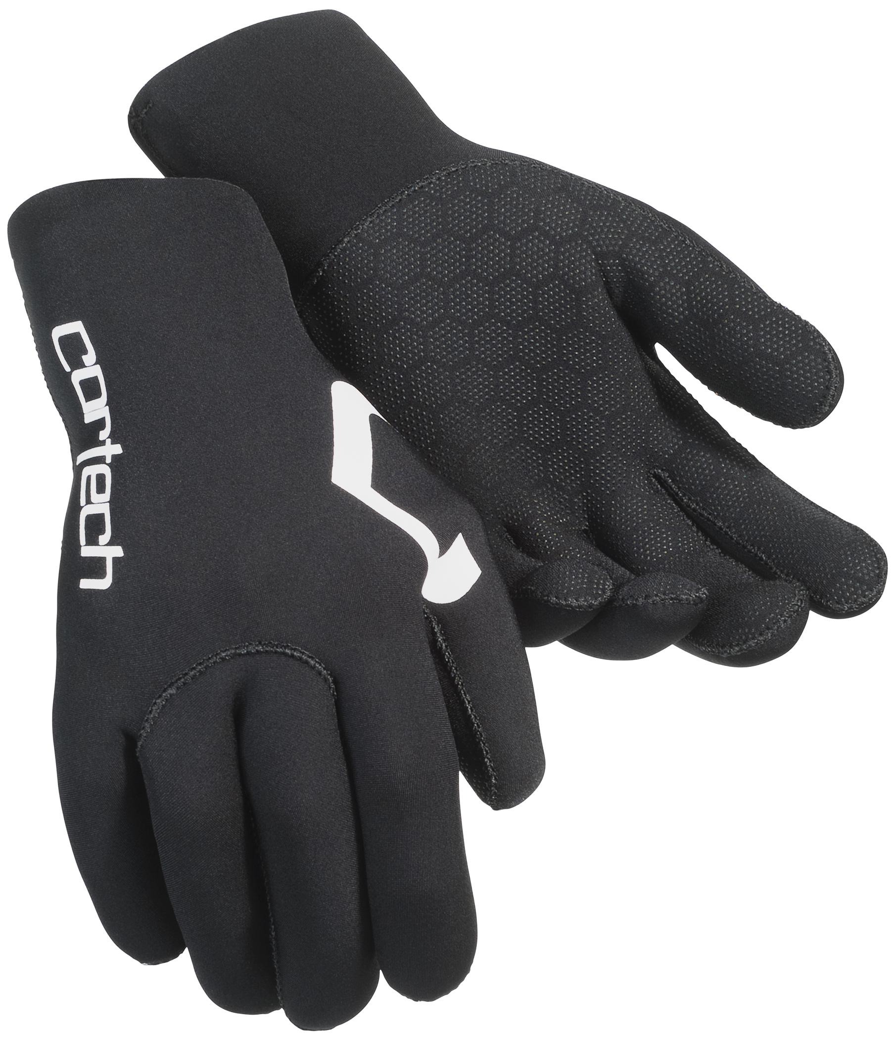 Cortech mens gloves blitz neoprene motorcycle with honeycomb