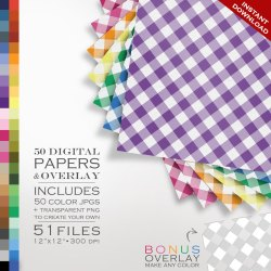 Small Crop Of Digital Scrapbook Paper